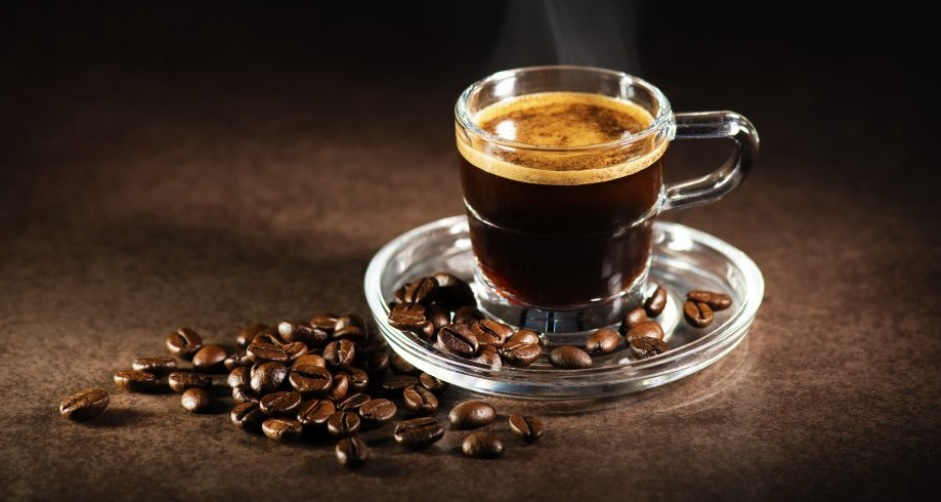 Ranking Coffee Types by Caffeine Content